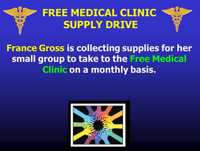free medical clinic drive